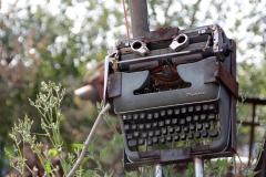 Schreibmaschine-BL