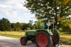 Anita-Ho-Traktorausflug