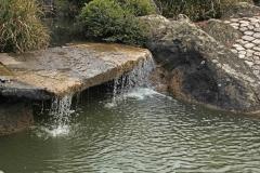 Wasser auf Steintreppe_BL